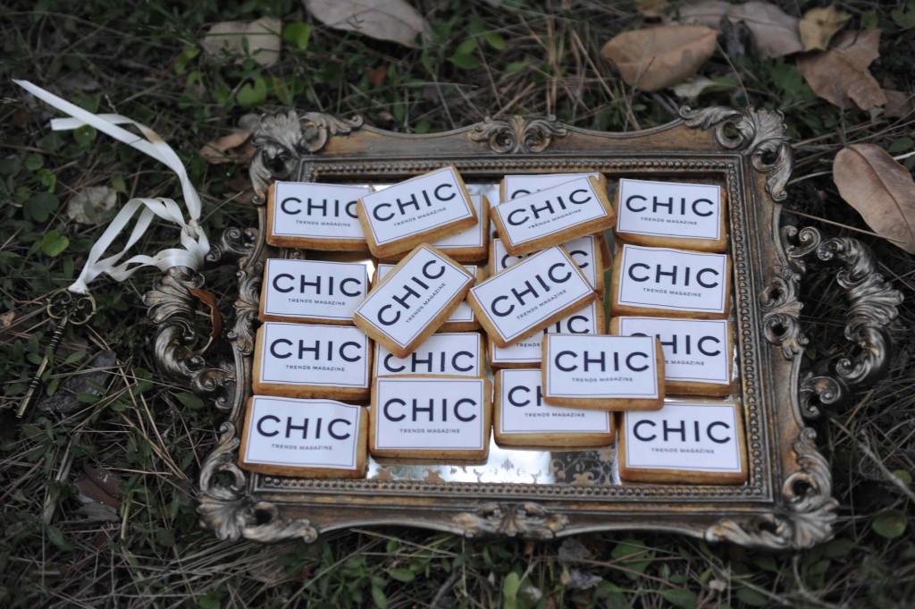 Las galletas más dulces de Caperucita Cupcakes .