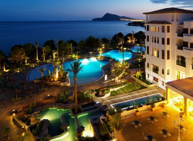 SH Villa Gadea: Un paraíso único frente al Mediterráneo