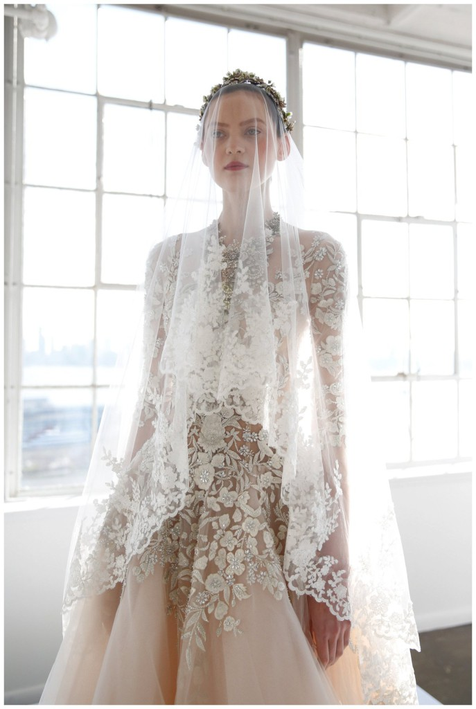 Marchesa Spring-Summer Bridal Collection 2017