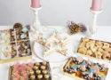 Pack dulces navideños de Caperucita Cupcakes