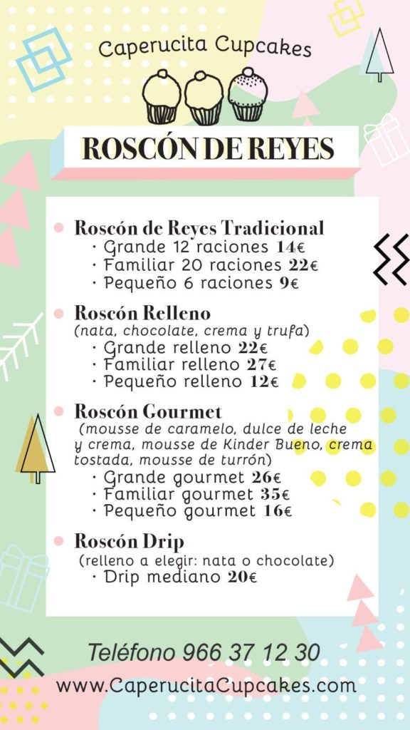Pack-roscon-de-reyes-caperucita-cupcakes