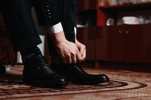 5 básicos del novio en su boda