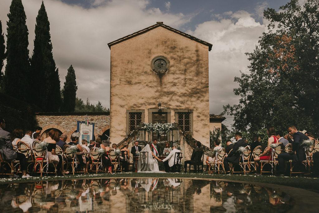 Boda real en la Toscana Pablo Laguía