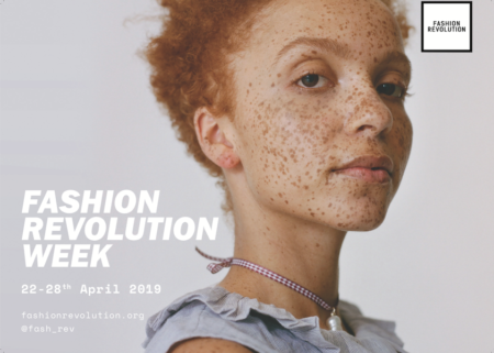Fashion Revolution Week - Moda sostenible