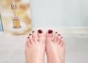 Baño parafina cuidado de pies Alexandra Arraez