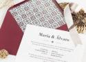 Tendencias invitaciones de boda para 2021