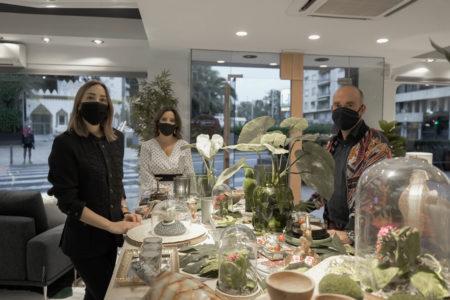 Taller Creación ambientes pleguezuelos y Eva García