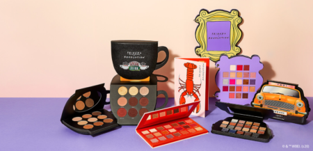 Maquillaje Friends X Revolution Beauty