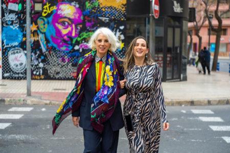 Historias de mujer y empoderamiento femenino, Isabel Delima y Ana Espadas
